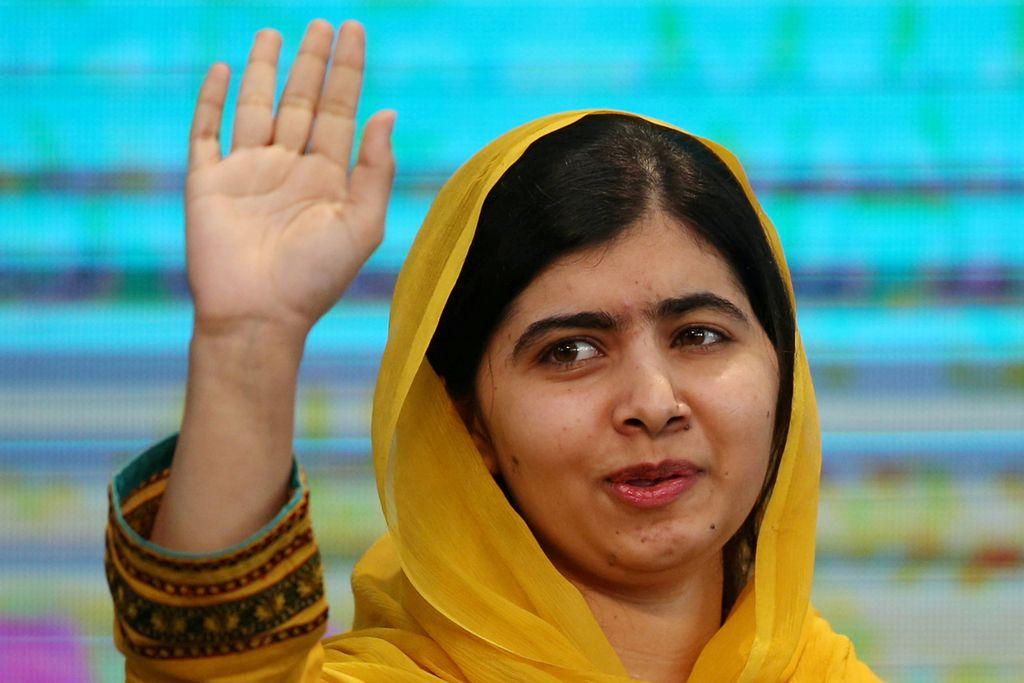 Malala obiskala tudi svoj rojstni kraj