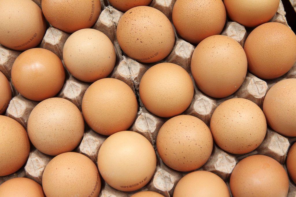 Koliko jajc prenesemo?