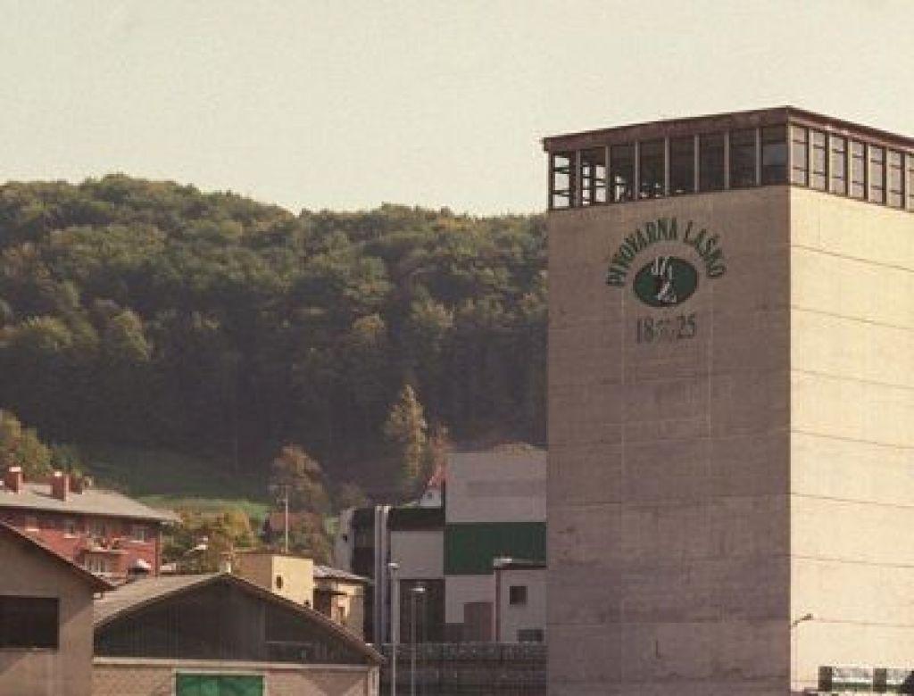 Pivovarna Laško 94-odstotna lastnica Dela