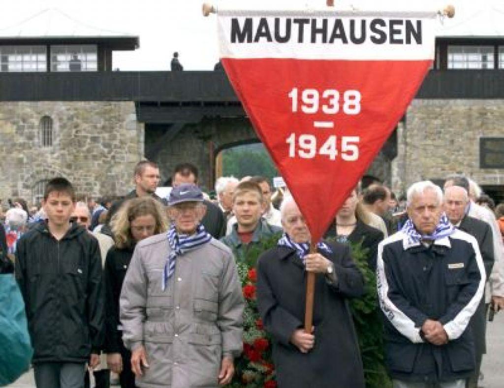 Spomin na žrtve taborišča Mauthausen