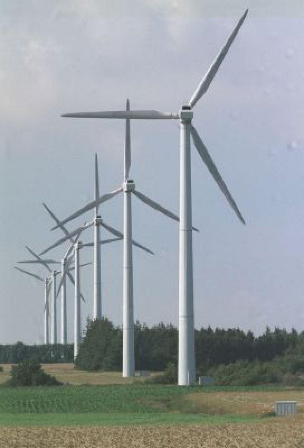 Oktobra vendarle prva vetrna elektrarna
