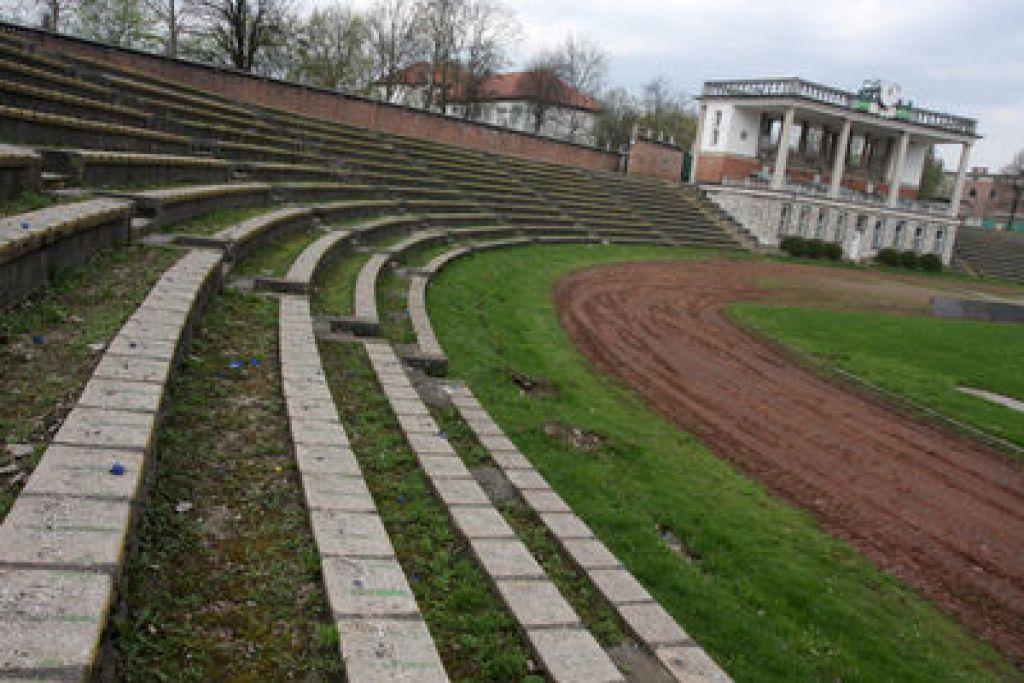 O usodi Plečnikovega stadiona šele novi mestni svet
